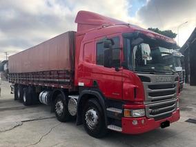 Scania P310 Mais Carroceria Ano 2105 Muito Nova