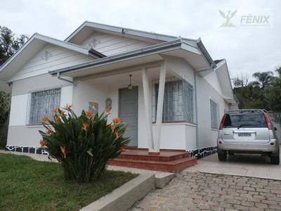 Casa Residencial Para Locação, Bom Retiro, Curitiba. - Ca0104