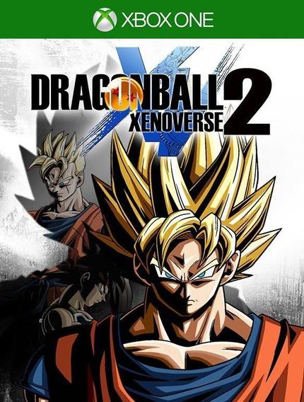 Dragon Ball Xenoverse 2 Xbox One - 25 Dígitos (envio Flash)