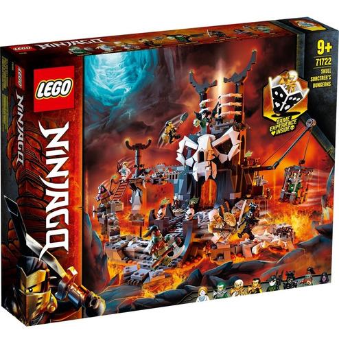 Lego Ninjago 71722 Skull Sorcerer Dungeons 1171 Pc Nuñez