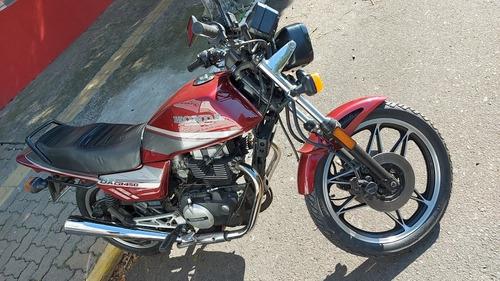 Honda Cb450r Dx