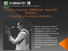 Eventos Musicales Serenatas Fiestas En Bogota