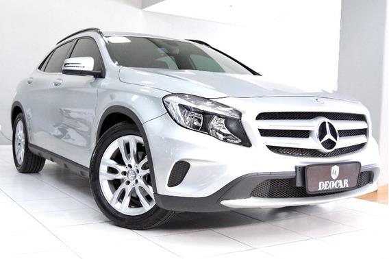 Mercedes-benz Gla 200 Style Turbo 1.6-2015/2015