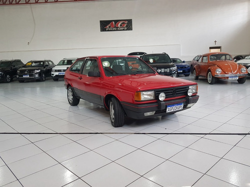 Imagem 1 de 15 de Volkswagen Gol Gts 1.8 88/1988 Completo Original