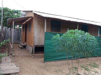 Remato Casa De Campo Amoblada En Pucallpa