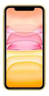 Apple iPhone 11 Dual SIM 128 GB Amarillo 4 GB RAM