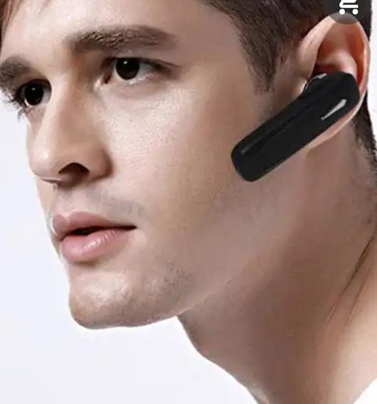 Fone De Ouvido Headset Wireless + Brinde