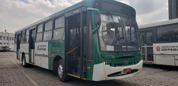 Ônibus Caio Apache Mb 1722 2007/2008 3p 43 Lug Aurovel