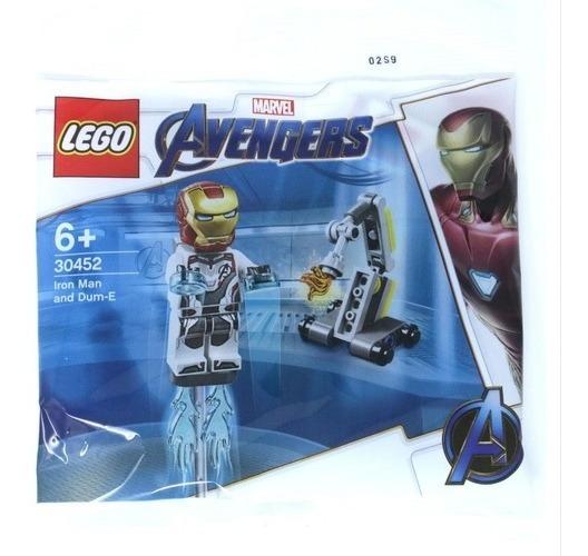 Avengers Endgame Lego 30452 Iron Man Polybag Mas Regalo