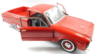 Carrinho Motor Max Ford Ranchero (1960) 1:24