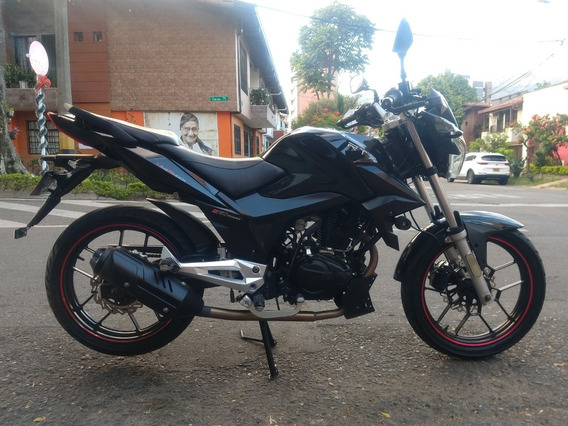 Akt Rtx 2016 150cc - Negra