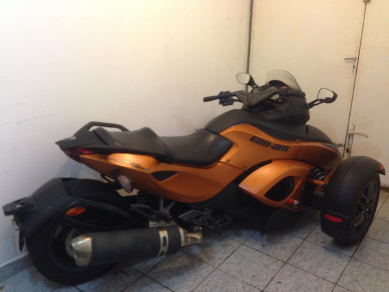 Triciclo Can-am Spyder Rs-s 2011 Cambio Sequêncial