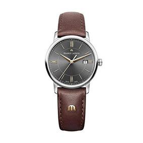 e872b523ca26 Maurice Lacroix Reloj De Pulsera De Acero Inoxidable Y