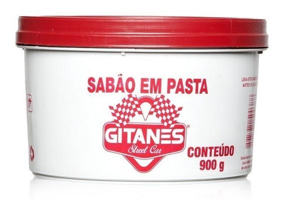 Sabão Para Mecânico Em Pasta 900g Gitanes