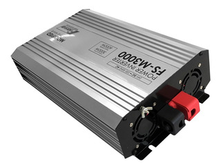 Inversor De Corriente Off Grid 24vcc 220vca 3000w