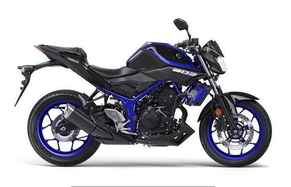 Yamaha Mt03 Mt 03 0km 2018 Okm Abs Hypernaked 999 Motos