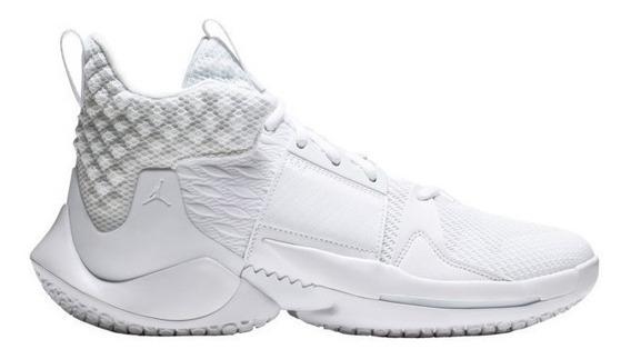 Tenis Jordan Why Not Zer 0.2 Blanco # 5 A 30 Mx