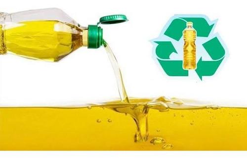 Imagem 1 de 1 de Compro Oleo De Cozinha Usado Ou Gordura Vegetal - Recicle Já