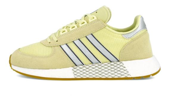 Tenis Casuales Marathon Tech Originales adidas Ee5629