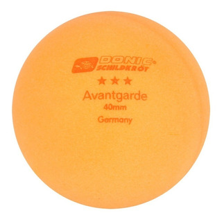 Pelotitas Ping Pong Donic 3 Estrellas Avantgrade X 3 Pelotas
