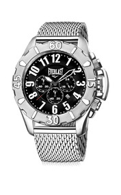 Relógio Pulso Everlast Renegade Chrono Ii E25315 + 2 Brinde