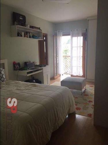 Imagem 1 de 9 de Sobrado Com 3 Dormitórios À Venda, 200 M² Por R$ 530.000,00 - Rio Pequeno - São Paulo/sp - So1308v