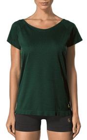 Camiseta Feminina Fitness Academia Corrida Moda Lupo Roupa