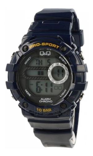 Reloj Q&q M154j803y Negro Hombre