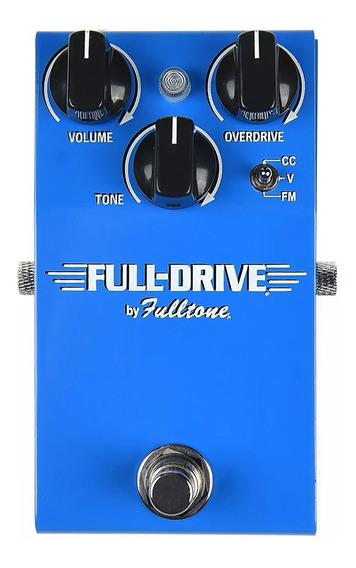 Pedal Overdrive Fulltone Fulldrive Fd1 Usa