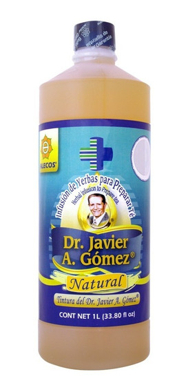 Tintura Alecos Dr Javier A Gómez 1 L
