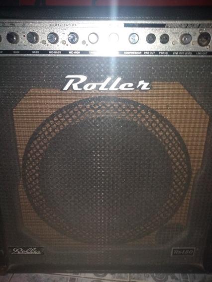 Amplificador De Bajo Roller Rb150