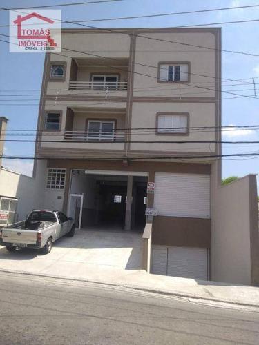 Imagem 1 de 5 de Salão Para Alugar, 200 M² Por R$ 4.000/mês - Pirituba - São Paulo/sp - Sl0093