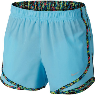 Short Feminino Nike Dri Fit Azul Running - 831558-434