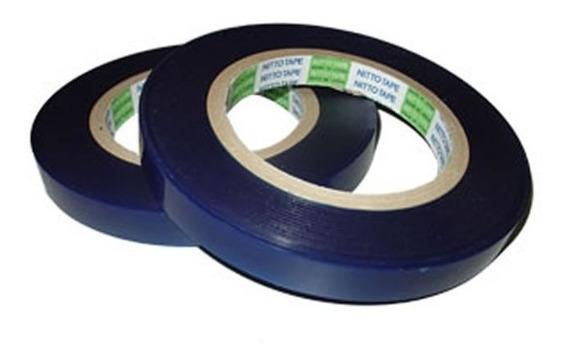 Fita Blue Tape Para Cartuchos E Cabeças De Impressão