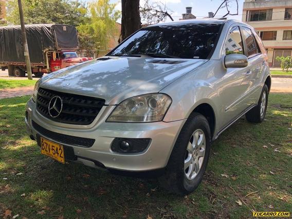 Mercedes Benz Clase Ml 350 3.5cc 4x4 At Aa Abs 6ab Ct Fe