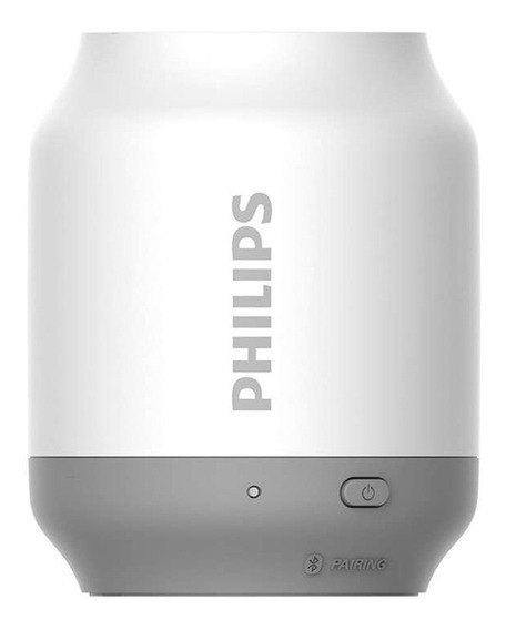 Parlante Bluetooth Philips Portatil Inalambrico Bt51w/00