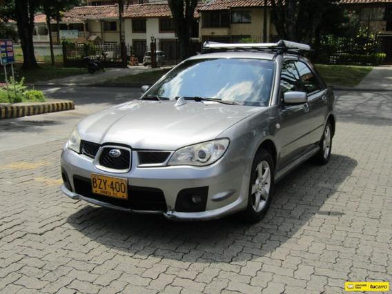 Subaru Impreza 2.0 Awd Gd