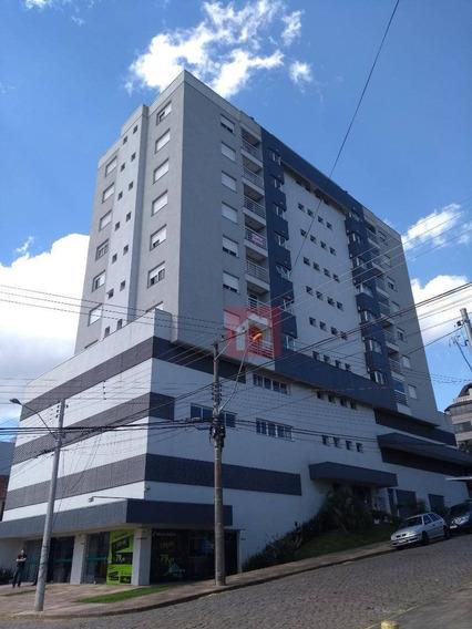 Apartamento Com 2 Dormitórios Para Alugar, 63 M² Por R$ 900/mês - Panazzolo - Caxias Do Sul/rs - Ap0856