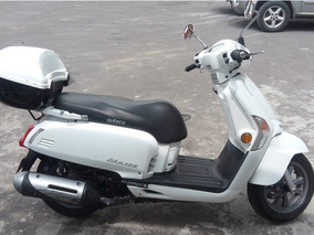 Espectacular Kymco Like125