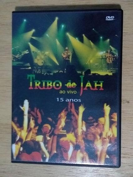Dvd Tribo De Jah (ao Vivo 15 Anos)