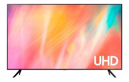 Imagen 1 de 3 de Tv Samsung 55  Uhd 4k Smart Tv Au7000