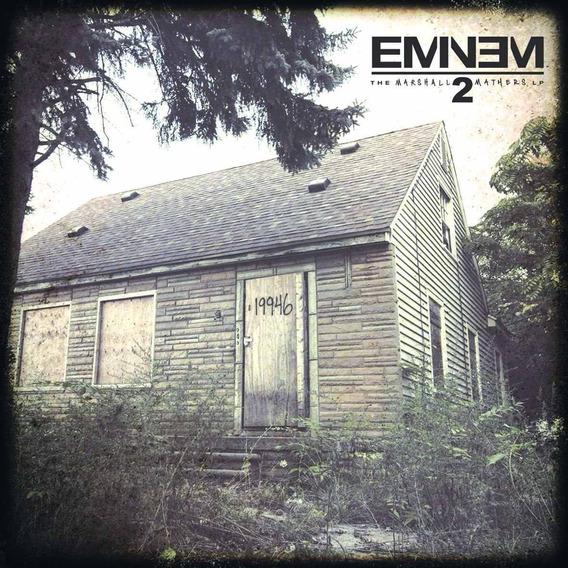 Vinilo Eminem The Marshall Mathers 2 Lp Importado