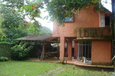 Ref.: 888 - Casa Em Sao Sebastiao, No Bairro Boicucanga - 4 Dormitórios