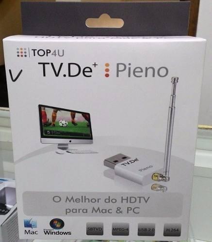 Tv Digital Usb Para Pc E Notebook C/ Garantia