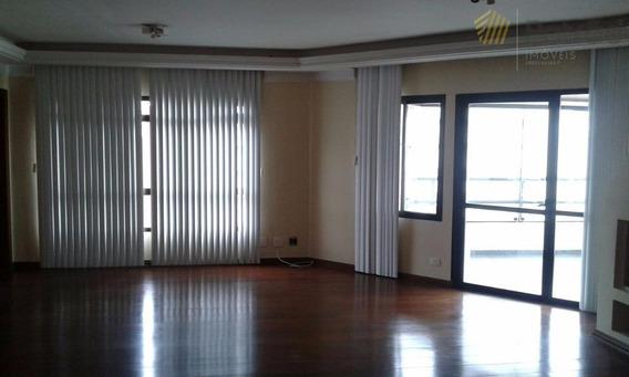Apartamento Com 4 Dormitórios À Venda, 207 M² Por R$ 950.000,00 - Centro - São Bernardo Do Campo/sp - Ap0740