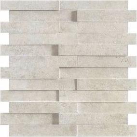 Inserto Piedra Schritte Color Ivory 29,75x28 Cm- Wasser