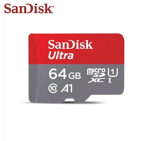 Cartão De Memória - Sandisk 64gb
