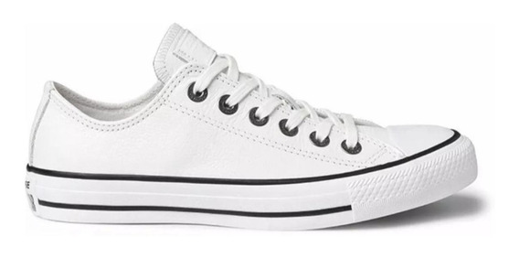 Tenis Converse All Star Unisex Ct04480001 Couro Legítimo
