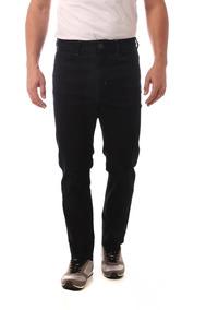 Calça Jeans Eventual Mid Rise Azul