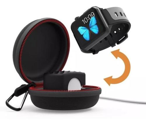 Case Estojo Transporte Apple Watch Todos Smartwatch Promoção